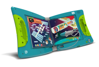 LeapFrog's newest device, LeapStart, receives top marks from UK teachers with iChild Insight