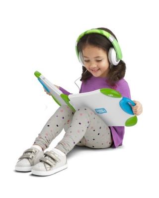 LeapStart_Girl reading