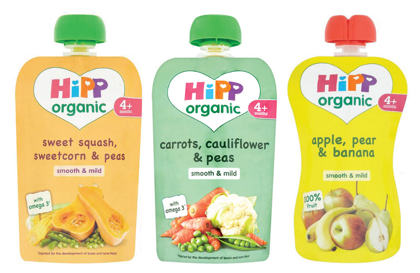 HiPP Organic announces new sampling campaign with iChild