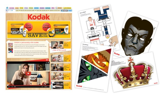 Kodak – Family and Education